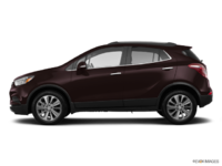 2018 Buick Encore PREFERRED | Photo 1 | Black Cherry Metallic
