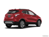 2018 Buick Encore PREFERRED | Photo 2 | Winterberry Red Metallic