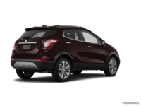 2018 Buick Encore PREFERRED | Photo 2 | Black Cherry Metallic