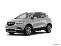 2018 Buick Encore PREFERRED | Photo 3 | Quicksilver Metallic