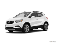 2018 Buick Encore PREFERRED | Photo 3 | Summit White