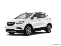 2018 Buick Encore PREFERRED | Photo 3 | White frost tricoat