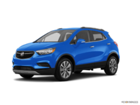 2018 Buick Encore PREFERRED | Photo 3 | Coastal Blue Metallic