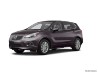 2018 Buick Envision Preferred | Photo 3 | Midnight Amethyst Metallic