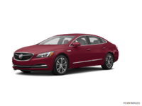 2018 Buick LaCrosse PREFERRED | Photo 3 | Red quartz tintcoat