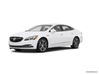 2018 Buick LaCrosse PREFERRED | Photo 3 | Summit White
