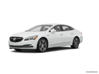 2018 Buick LaCrosse PREFERRED | Photo 3 | White Frost Tricoat