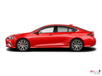2018 Buick Regal Sportback GS | Photo 1 | Sport Red