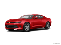 2018 Chevrolet Camaro coupe 1LS | Photo 3 | Red Hot
