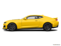 2018 Chevrolet Camaro coupe ZL1 | Photo 1 | Bright Yellow