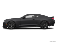 2018 Chevrolet Camaro coupe ZL1 | Photo 1 | Nightfall Grey Metallic