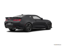 2018 Chevrolet Camaro coupe ZL1 | Photo 2 | Nightfall Grey Metallic