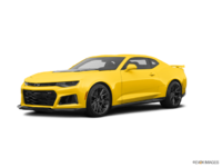 2018 Chevrolet Camaro coupe ZL1 | Photo 3 | Bright Yellow
