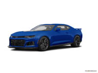 2018 Chevrolet Camaro coupe ZL1 | Photo 3 | Hyper Blue Metallic