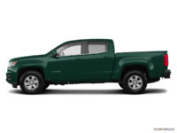 2018 Chevrolet Colorado WT | Photo 1 | Deepwood Green Metallic