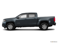 2018 Chevrolet Colorado WT | Photo 1 | Graphite Metallic