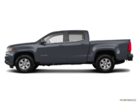 2018 Chevrolet Colorado WT | Photo 1 | Satin steel metallic