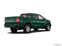 2018 Chevrolet Colorado WT | Photo 2 | Deepwood Green Metallic