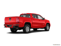 2018 Chevrolet Colorado WT | Photo 2 | Red Hot
