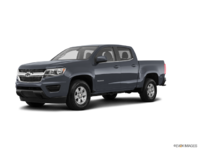2018 Chevrolet Colorado WT | Photo 3 | Satin steel metallic