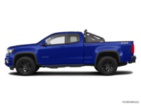 2018 Chevrolet Colorado Z71 | Photo 1 | Kinetic Blue Metallic