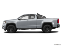 2018 Chevrolet Colorado Z71 | Photo 1 | Silver Ice Metallic