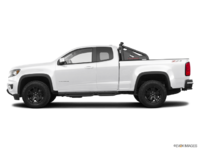 2018 Chevrolet Colorado Z71 | Photo 1 | Summit White