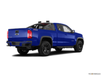 2018 Chevrolet Colorado Z71 | Photo 2 | Kinetic Blue Metallic