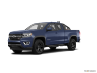 2018 Chevrolet Colorado Z71 | Photo 3 | Centennial Blue Metallic