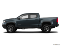 2018 Chevrolet Colorado ZR2 | Photo 1 | Graphite Metallic