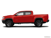 2018 Chevrolet Colorado ZR2 | Photo 1 | Cajun red tintcoat