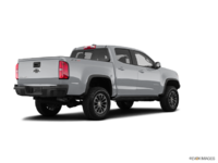 2018 Chevrolet Colorado ZR2 | Photo 2 | Silver Ice Metallic