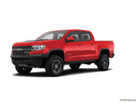 2018 Chevrolet Colorado ZR2 | Photo 3 | Red Hot