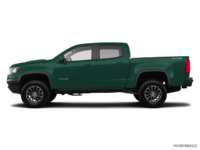 2018 Chevrolet Colorado ZR2 | Photo 1 | Deepwood Green Metallic