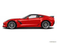 2018 Chevrolet Corvette Coupe Grand Sport 2LT | Photo 1 | Torch Red