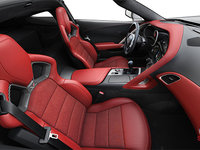 2018 Chevrolet Corvette Coupe Grand Sport 2LT | Photo 1 | Adrenaline Red Competition Sport buckets Leather seating surfaces with sueded microfiber inserts (704-AE4)
