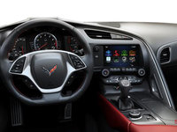 2018 Chevrolet Corvette Coupe Grand Sport 2LT | Photo 2 | Adrenaline Red GT buckets Leather seating surfaces with sueded microfiber inserts (704-AQ9)