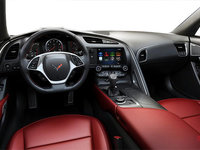 2018 Chevrolet Corvette Coupe Grand Sport 2LT | Photo 3 | Adrenaline Red GT buckets Perforated Mulan leather seating surfaces (703-AQ9)