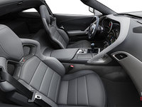 2018 Chevrolet Corvette Coupe Grand Sport 3LT | Photo 1 | Grey Competition Sport buckets Perforated Mulan leather seating surfaces (145-AE4)