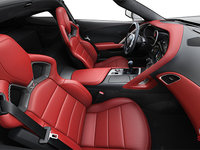 2018 Chevrolet Corvette Coupe Grand Sport 3LT | Photo 1 | Adrenaline Red Competition Sport buckets Perforated Mulan leather seating surfaces (705-AE4)