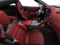 2018 Chevrolet Corvette Coupe Grand Sport 3LT | Photo 1 | Spice Red Competition Sport buckets Perforated Mulan leather seating surfaces (755-AE4)