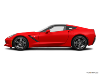 2018 Chevrolet Corvette Coupe Stingray 1LT | Photo 1 | Torch Red
