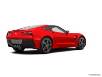 2018 Chevrolet Corvette Coupe Stingray 1LT | Photo 2 | Torch Red