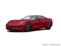2018 Chevrolet Corvette Coupe Stingray Z51 2LT | Photo 3 | Torch Red