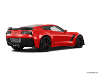 2018 Chevrolet Corvette Coupe Z06 3LZ | Photo 2 | Torch Red