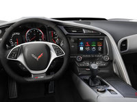 2018 Chevrolet Corvette Coupe Z06 3LZ | Photo 2 | Grey Competition Sport buckets Leather seating surfaces with sueded microfiber inserts (146-AE4)