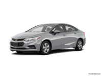 2018 Chevrolet Cruze LS | Photo 3 | Artic Blue Metallic