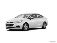 2018 Chevrolet Cruze LS | Photo 3 | Summit White