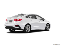2018 Chevrolet Cruze PREMIER | Photo 2 | Summit White