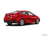 2018 Chevrolet Cruze PREMIER | Photo 2 | Red Hot